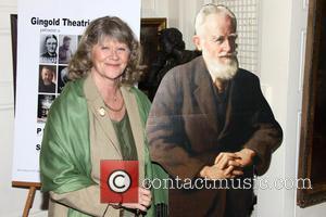 Judith Ivey and George Bernard Shaw