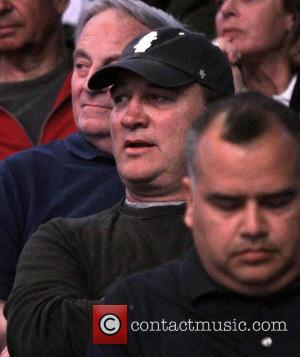 James Belushi - Los Angeles Lakers v Sacramento Kings. Lakers won 113-102 at Staples Center - Los Angeles, California, United...