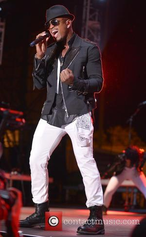 Ne-Yo - 8th Annual Jazz In The Gardens at the Sun Life Stadium - Day 2 - Miami Gardens, Florida,...