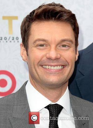 Ryan Seacrest - Justin Timberlake's album release party