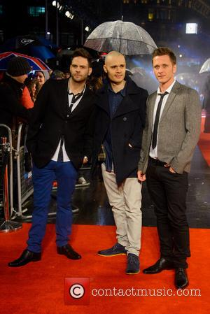 5ive - U.K. film premiere of 'G.I. Joe: Retaliation'  held at the Empire Cinema- Arrivals - London, United Kingdom...