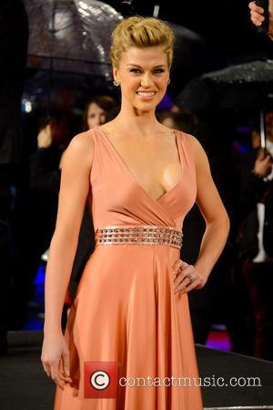 Adrianne Palicki - U.K. film premiere of 'G.I. Joe: Retaliation'  held at the Empire Cinema- Arrivals - London, United...