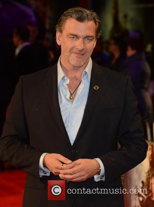 Ray Stevenson - U.K. film premiere of 'G.I. Joe: Retaliation'  held at the Empire Cinema- Arrivals - London, United...