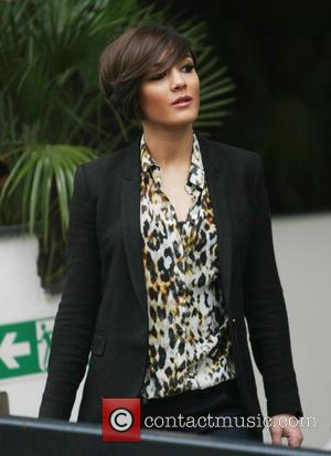 The Saturdays and Frankie Sandford - The Saturdays at the ITV studios - London, United Kingdom - Monday 18th March...