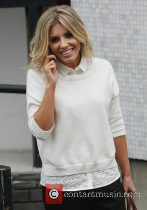 The Saturdays and Mollie King - The Saturdays at the ITV studios - London, United Kingdom - Monday 18th March...