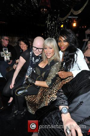 Gail Porter, Sinitta and Samantha Fox - Wink Bingo celebrate their partnership with Dream Idols at Angels in Soho -...