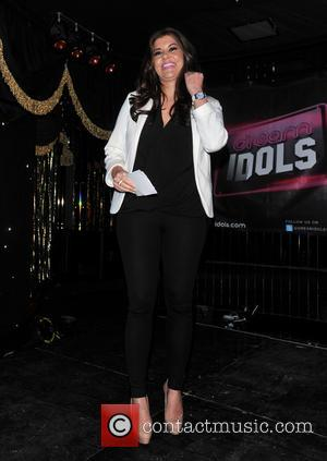 Imogen Thomas - Wink Bingo celebrate their partnership with Dream Idols at Angels in Soho - Show and inside -...