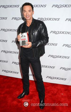 Bruno Tonioli - 'Dancing with the Stars' Season 16 - Backstage Gifting Suite - Day 2 - Held at CBS...
