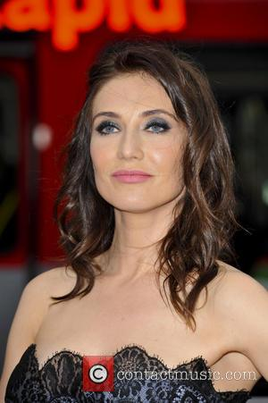 Carice Van Houten - Premiere of the third season of HBO Series 'Game of Thrones' - Arrivals - Los Angeles,...