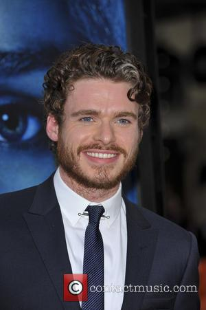 Richard Madden - Premiere of the third season of HBO Series 'Game of Thrones' - Arrivals - Los Angeles, CA,...