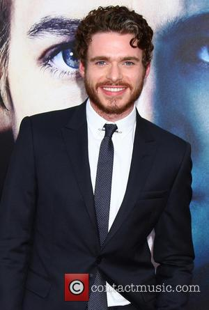 Richard Madden - Premiere of the third season of HBO Series 'Game of Thrones' - Arrivals - Los Angeles, California,...