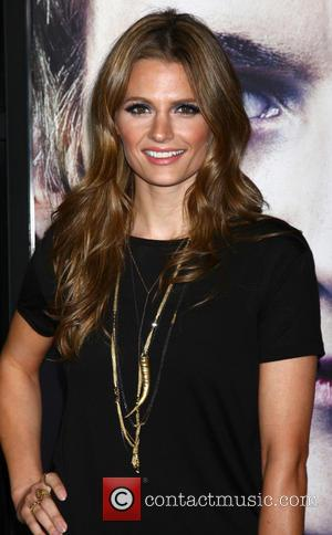 Stana Katic - Premiere of the third season of HBO Series 'Game of Thrones' - Arrivals - Los Angeles, California,...