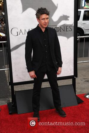 Aidan Gillen - Premiere of the third season of HBO Series 'Game of Thrones' - Arrivals - Hollywood, California, United...