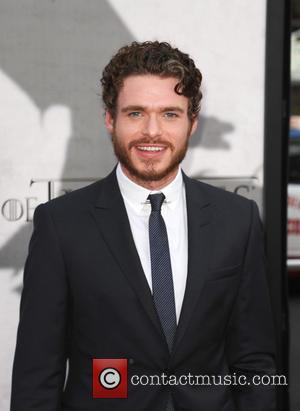 Richard Madden - Premiere of the third season of HBO Series 'Game of Thrones' - Arrivals - Hollywood, California, United...