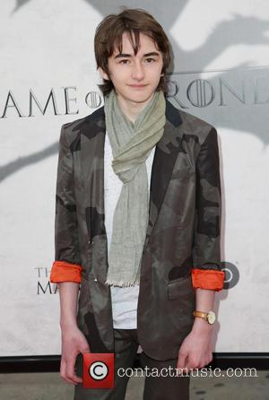 Isaac Hempstead-Wright - Premiere of the third season of HBO Series 'Game of Thrones' - Arrivals - Hollywood, California, United...