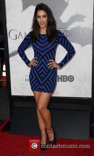Janina Gavankar - Premiere of the third season of HBO Series 'Game of Thrones' - Arrivals - Hollywood, California, United...