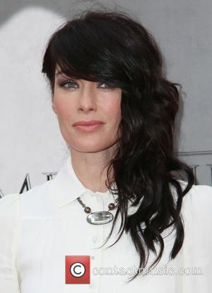Lena Headey - Premiere of the third season of HBO Series 'Game of Thrones' - Arrivals - Hollywood, California, United...