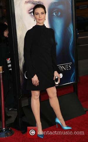 Michelle Forbes - Premiere of the third season of HBO Series 'Game of Thrones' - Arrivals - Hollywood, California, United...