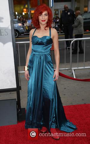 Natalia Tena - Premiere of the third season of HBO Series 'Game of Thrones' - Arrivals - Hollywood, California, United...