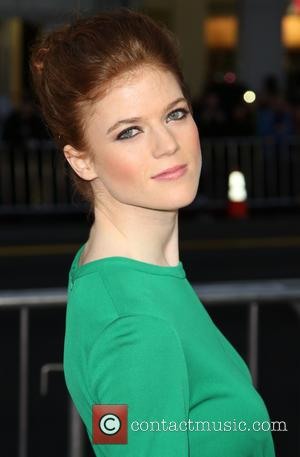 Rose Leslie - Premiere of the third season of HBO Series 'Game of Thrones' - Arrivals - Hollywood, California, United...