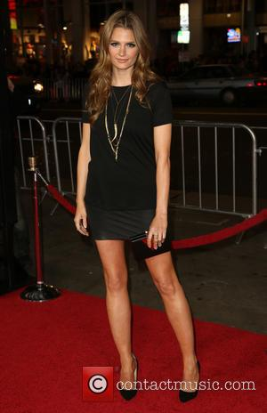 Stana Katic - Premiere of the third season of HBO Series 'Game of Thrones' - Arrivals - Hollywood, California, United...