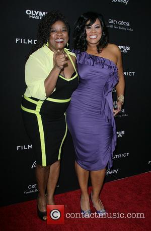 Loretta Devine and Lela Rochon
