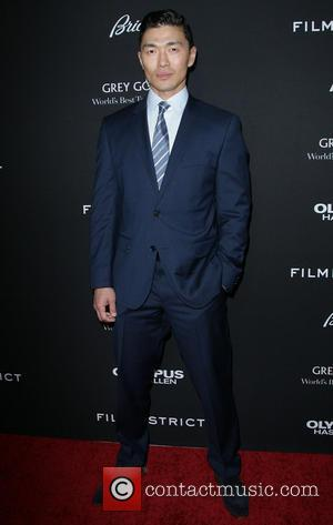 Rick Yune - Los Angeles Premiere of 'Olympus Has Fallen' held at ArcLight Hollywood Theatre - Los Angeles, California, United...