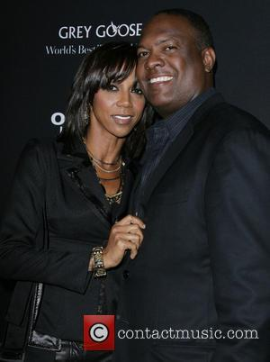 Holly Robinson Peete and Husband Rodney Peete