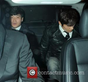 Lee Byung-Hun - Celebrities leave The Ivy Club - London, United Kingdom - Monday 18th March 2013