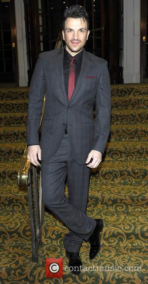 Peter Andre - The TiE UK Awards 2013 held at The Grosvenor House Hotel - London, United Kingdom - Monday...