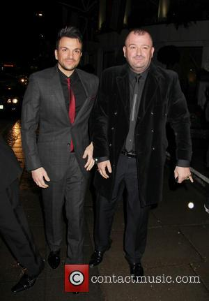 Peter Andre - The TiE UK Awards 2013 held at The Grosvenor House Hotel - Outside - London, United Kingdom...