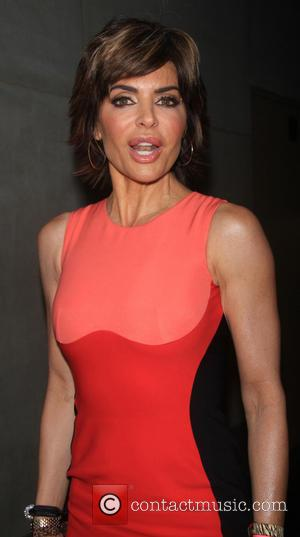 Lisa Rinna - Lisa Rinna co-hosting the Today Show at NBC Studios - New York City, United States - Monday...