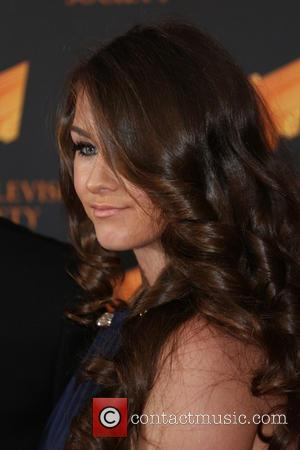 Brooke Vincent - RTS Programme Awards 2014 held at Grosvenor House Hotel - Arrivals - London, United Kingdom - Monday...