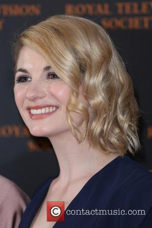 Jodie Whittaker - RTS Programme Awards 2014 held at Grosvenor House Hotel - Arrivals - London, United Kingdom - Monday...