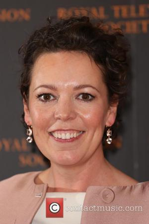 Olivia Colman - RTS Programme Awards 2014 held at Grosvenor House Hotel - Arrivals - London, United Kingdom - Monday...