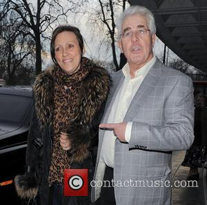 Max Clifford - Celebrities are seen leaving an event held at The Dorchester hotel in London - London, United Kingdom...