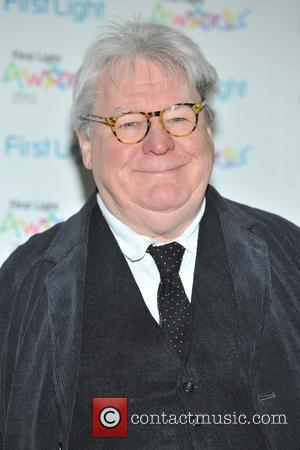 Sir Alan Parker - First Light Awards held at the Odeon Leicester Square - Arrivals - London, United Kingdom -...