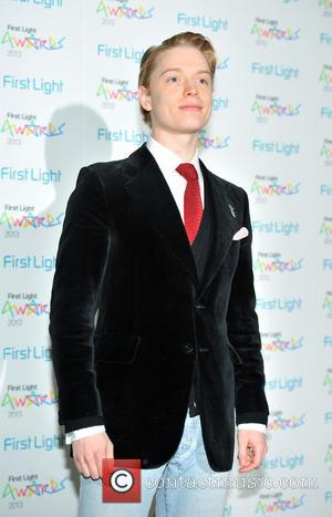 Freddie Fox - First Light Awards held at the Odeon Leicester Square - Arrivals - London, United Kingdom - Tuesday...