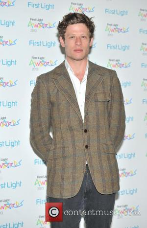 James Norton - First Light Awards held at the Odeon Leicester Square - Arrivals - London, United Kingdom - Tuesday...