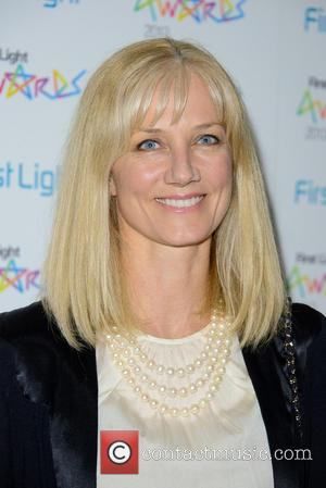 Joely Richardson - First Light Awards held at the Odeon Leicester Square - Arrivals - England, United Kingdom - Tuesday...