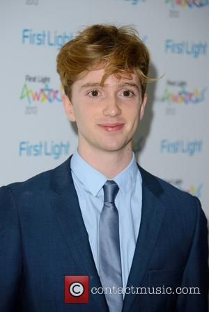 Luke Newberry - First Light Awards held at the Odeon Leicester Square - Arrivals - England, United Kingdom - Tuesday...