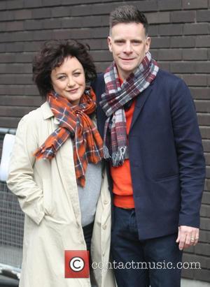Lorraine Mcintosh and Ricky Ross