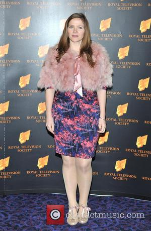 Jessica Hynes - Royal Television Society Programme Awards held at the Grosvenor House - Arrivals - London, United Kingdom -...