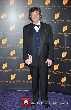 Lord Melvyn Bragg - Royal Television Society Programme Awards held at the Grosvenor House - Arrivals - London, United Kingdom...
