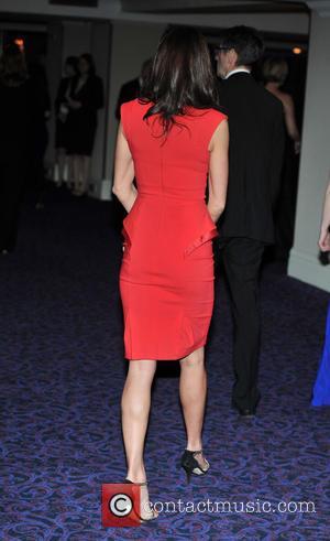 Melanie Sykes - Royal Television Society Programme Awards held at the Grosvenor House - Arrivals - London, United Kingdom -...