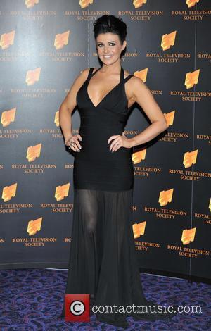 Kym Marsh - Royal Television Society Programme Awards held at the Grosvenor House - Arrivals. - London, United Kingdom -...