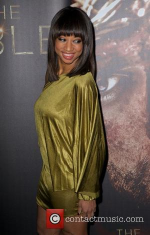 Monique Coleman - 'The Bible Experience' Opening Night Gala at The Bible Experience - New York City, New York ,...