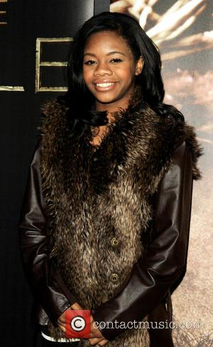 Gabby Douglas - 'The Bible Experience' Opening Night Gala at The Bible Experience - New York City, NY, United States...