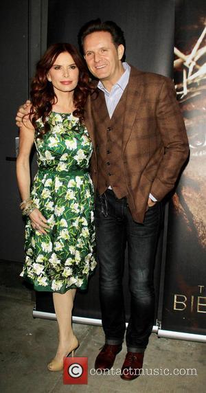 Roma Downey and Mark Burnett - 'The Bible Experience' Opening Night Gala at The Bible Experience - New York City,...