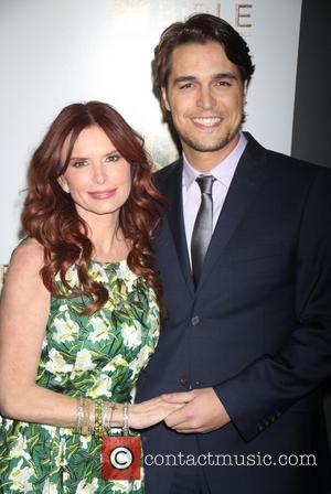 Diogo Morgado and Roma Downey - 'The Bible Experience' Opening Night Gala at The Bible Experience - New York City,...